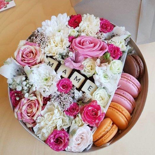 Для МАМЫ!: букеты цветов на заказ Flowwow