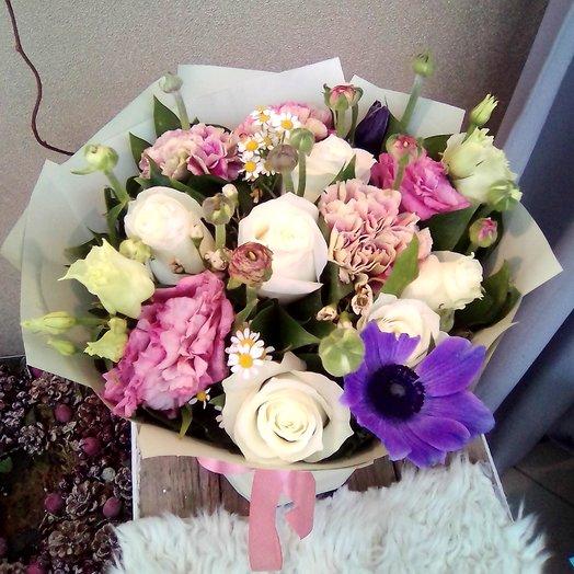 Хейди: букеты цветов на заказ Flowwow