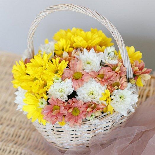 Солнечное настроение: букеты цветов на заказ Flowwow