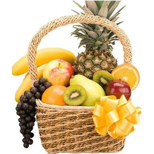 фруктовая корзинка