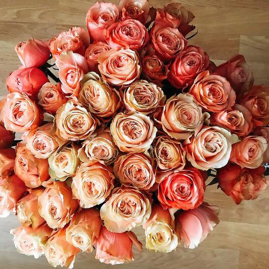 Эквадор: букеты цветов на заказ Flowwow
