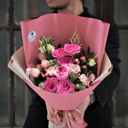 Милая Барбара: букеты цветов на заказ Flowwow