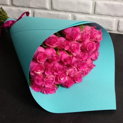 """""""Pink Sudoky 1"""": букеты цветов на заказ Flowwow"""
