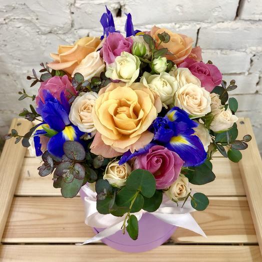Яркая фантазия: букеты цветов на заказ Flowwow