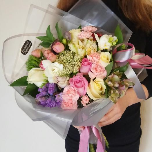 Джоли: букеты цветов на заказ Flowwow