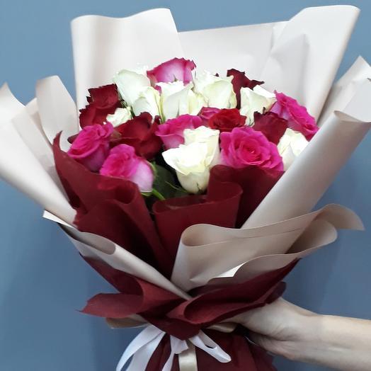 Девичья радость: букеты цветов на заказ Flowwow