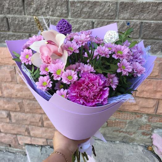 Марсианка: букеты цветов на заказ Flowwow