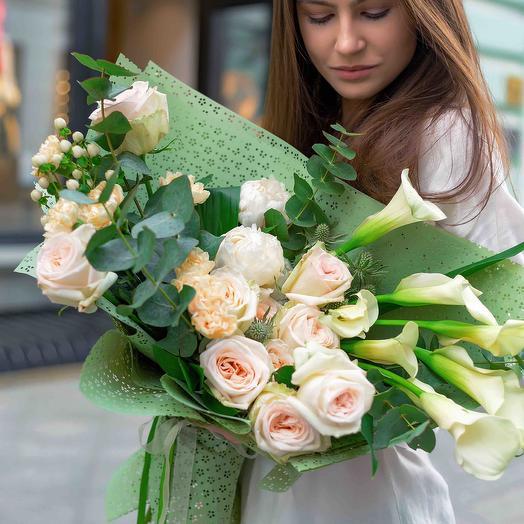 """Букет """"Коллеге"""": букеты цветов на заказ Flowwow"""