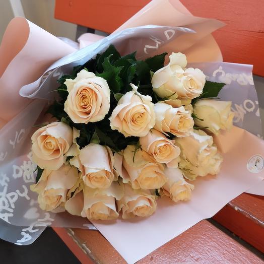 Шарман: букеты цветов на заказ Flowwow