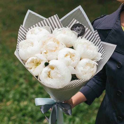 МОНО 14: букеты цветов на заказ Flowwow
