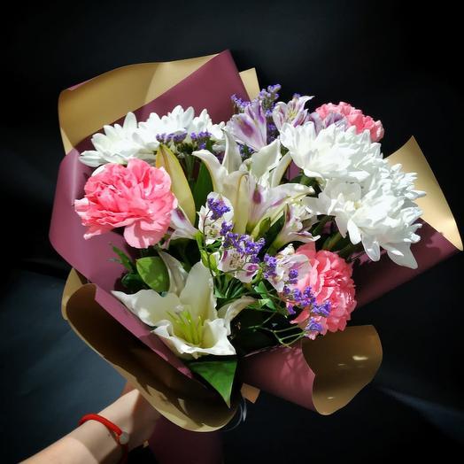 Антистресс: букеты цветов на заказ Flowwow