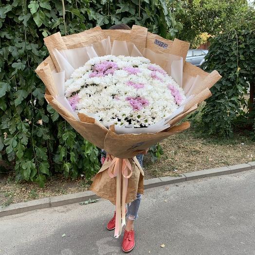 Большой букет: букеты цветов на заказ Flowwow