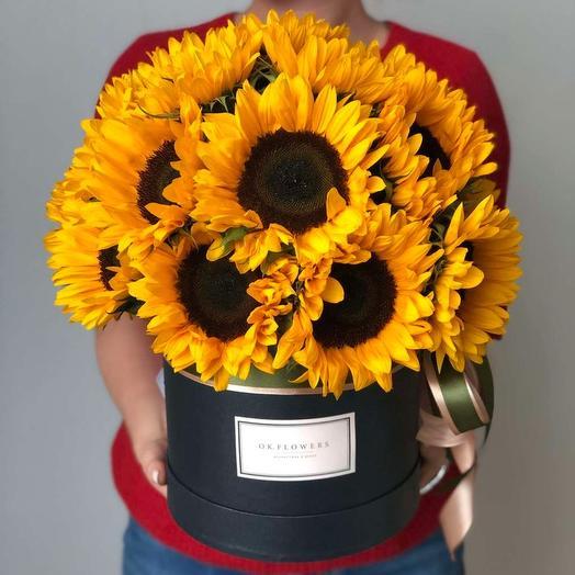 Box 17: букеты цветов на заказ Flowwow