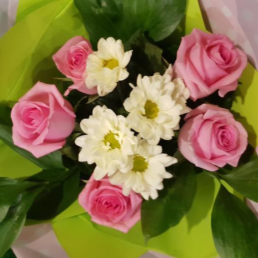 """Букет """" Ревиваль"""": букеты цветов на заказ Flowwow"""