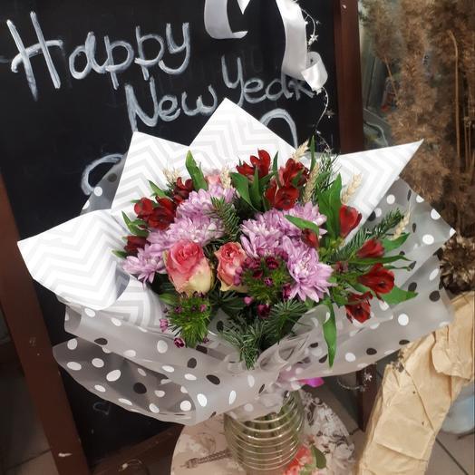 Бархат: букеты цветов на заказ Flowwow