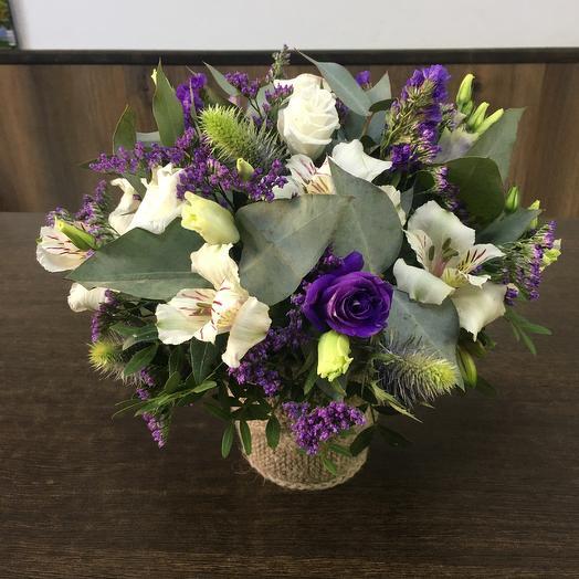 Нежность 3: букеты цветов на заказ Flowwow