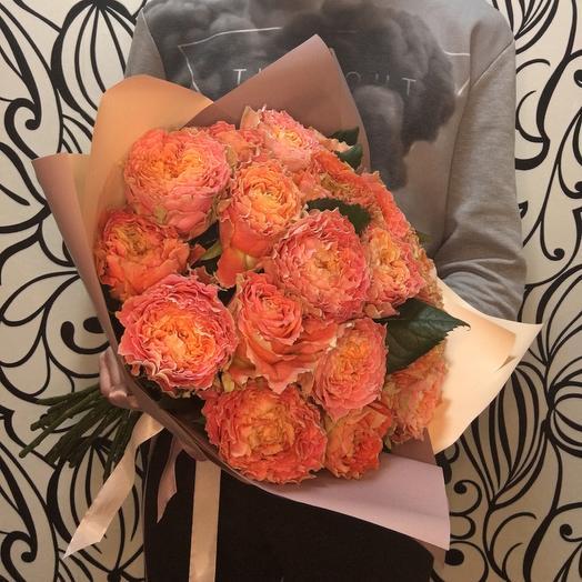 Луиза 21: букеты цветов на заказ Flowwow