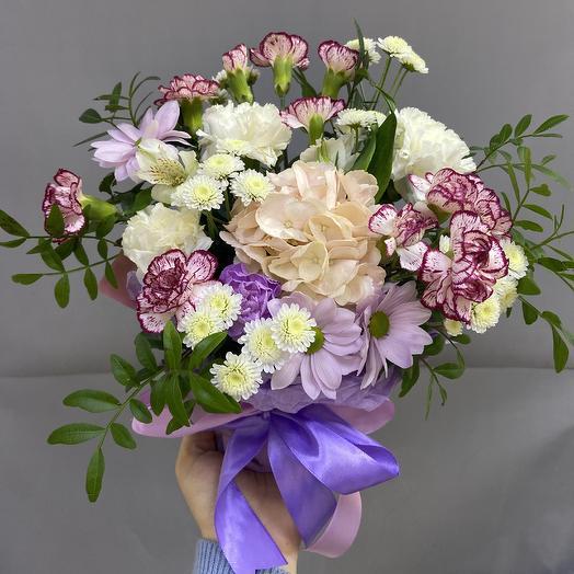 Самой самой💕: букеты цветов на заказ Flowwow