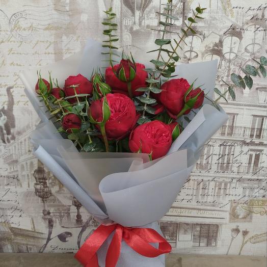 Робкая встреча: букеты цветов на заказ Flowwow