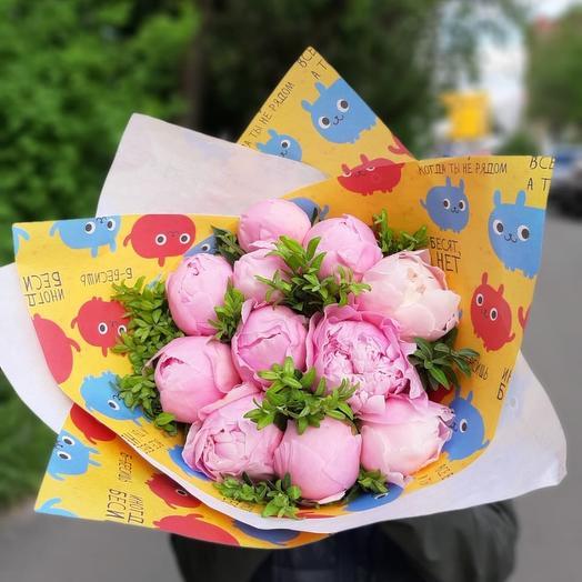 Ponchiki: flowers to order Flowwow
