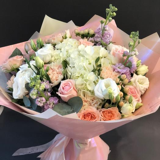 Шампань: букеты цветов на заказ Flowwow