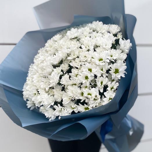 Букет цветов «Привет, ромашки!»