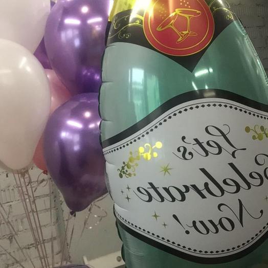 Воздушный сэт Шампань