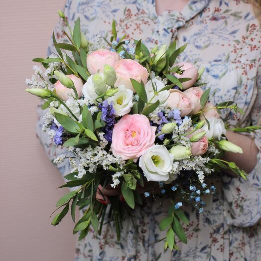 "The bride's bouquet ""Lightness"""