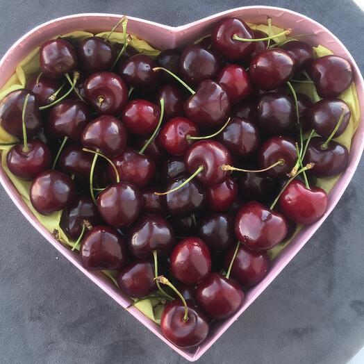 Ягодное сердце