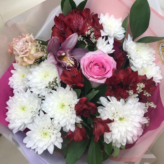 Букет цветов 💐