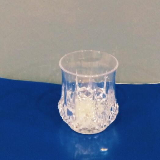 Светящийся стакан