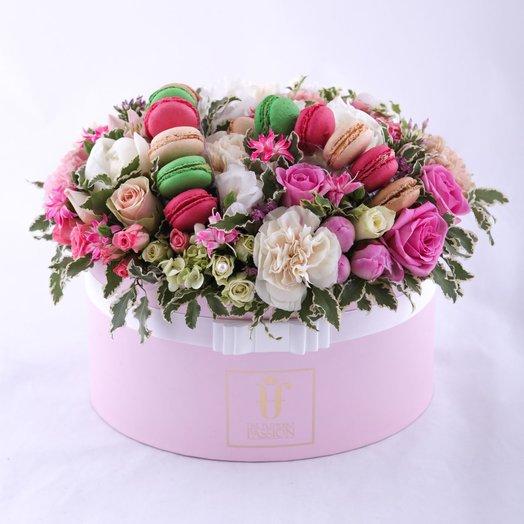 СВИТ ПИНК: букеты цветов на заказ Flowwow