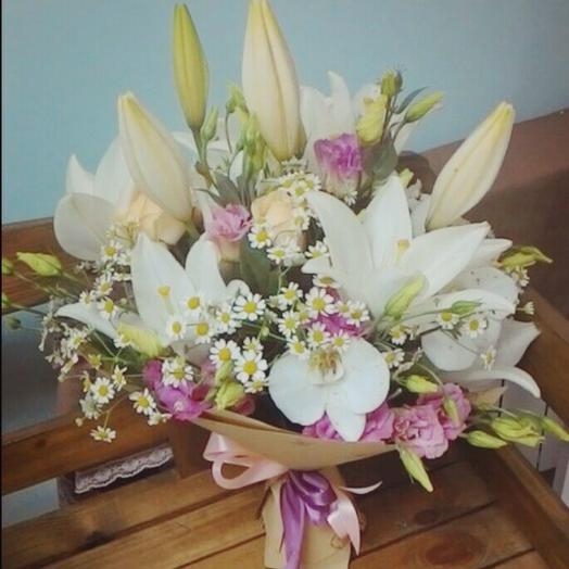 Письмо Татьяне: букеты цветов на заказ Flowwow