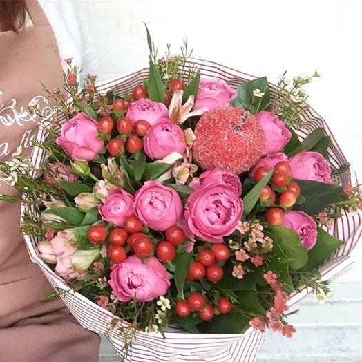 Джем: букеты цветов на заказ Flowwow