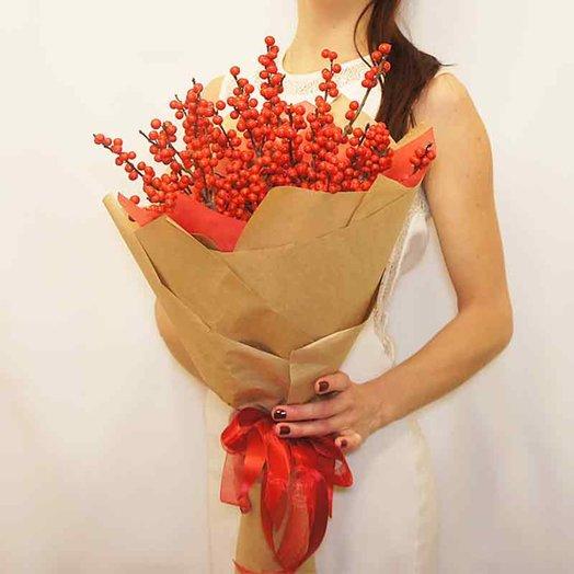 Илекс: букеты цветов на заказ Flowwow