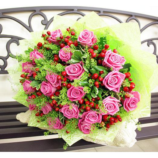 Букет Адель: букеты цветов на заказ Flowwow