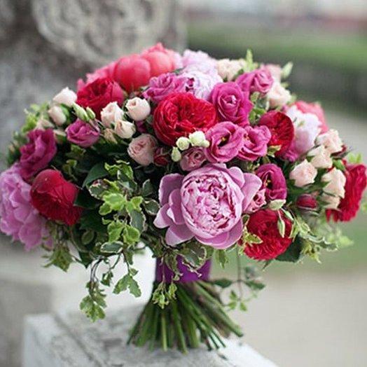 Авторский букет 1: букеты цветов на заказ Flowwow