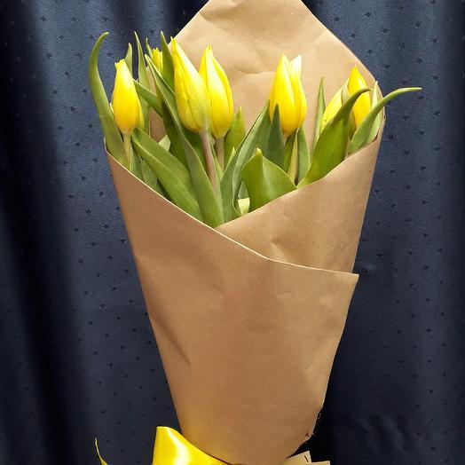 """Комплимен """" Яркое утро"""": букеты цветов на заказ Flowwow"""