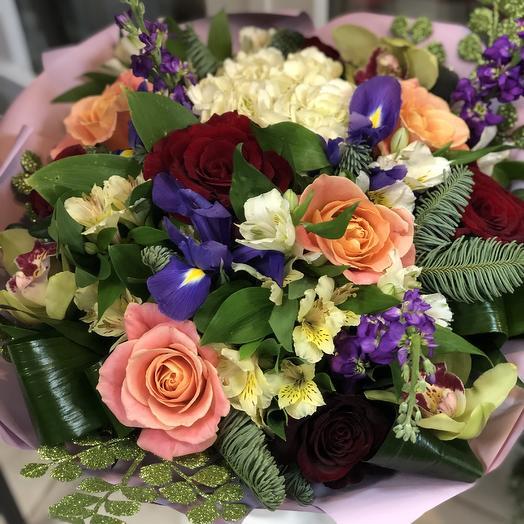 Всплеск: букеты цветов на заказ Flowwow