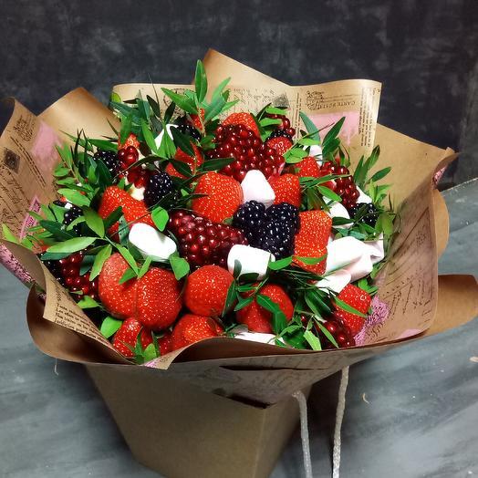 Berry delight: букеты цветов на заказ Flowwow