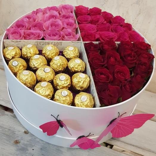 Стильно, вкусно, восхитительно и популярно: букеты цветов на заказ Flowwow