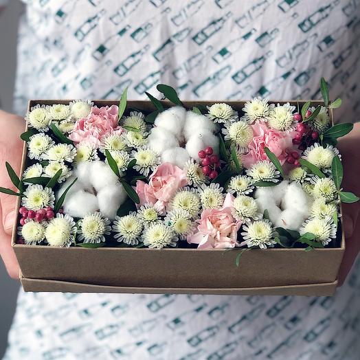 Box 17 Малый 2: букеты цветов на заказ Flowwow