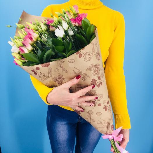 Радость каждую минуту: букеты цветов на заказ Flowwow