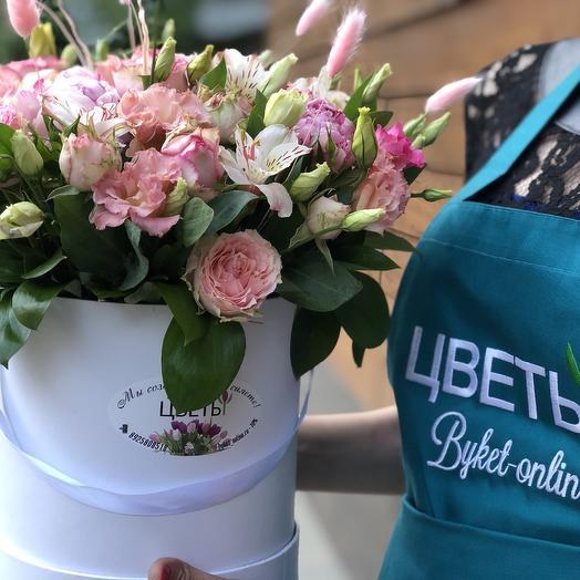 Крема: букеты цветов на заказ Flowwow