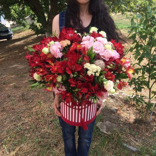 Роковая страсть: букеты цветов на заказ Flowwow