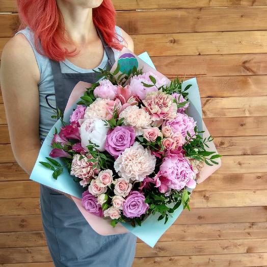 """Bouquet """"a Little tenderness"""""""