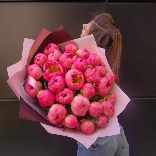 Coral grande: букеты цветов на заказ Flowwow