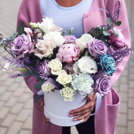 Лило: букеты цветов на заказ Flowwow