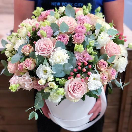 Цилиндр любимый: букеты цветов на заказ Flowwow