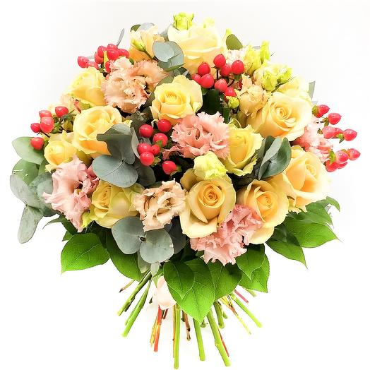 """Букет """"Бэль"""": букеты цветов на заказ Flowwow"""